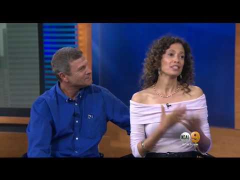 Fame 35th Anniversary Concert   Erica Gimpel & Carlo Imperato Kcal9 intervierw July 5th 2017