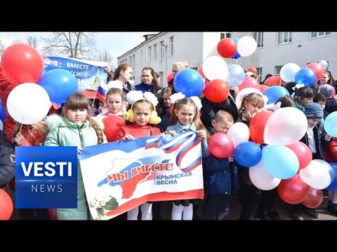 Crimea Means More to Russians Than Resorts! National Strength and Pride Were on the Line!