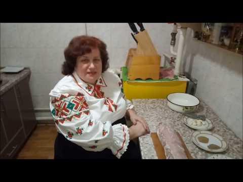 Сыровяленое мясо - Паляндвіца