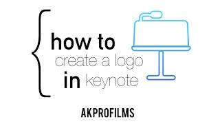 Erstellen von Logos oder Grafiken in Keynote