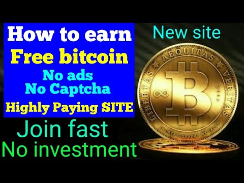 (hindi) How to earn unlimited free bitcoin in india