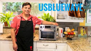 USBLUEWAVE  AIR FRYER OVEN EPISODE 2