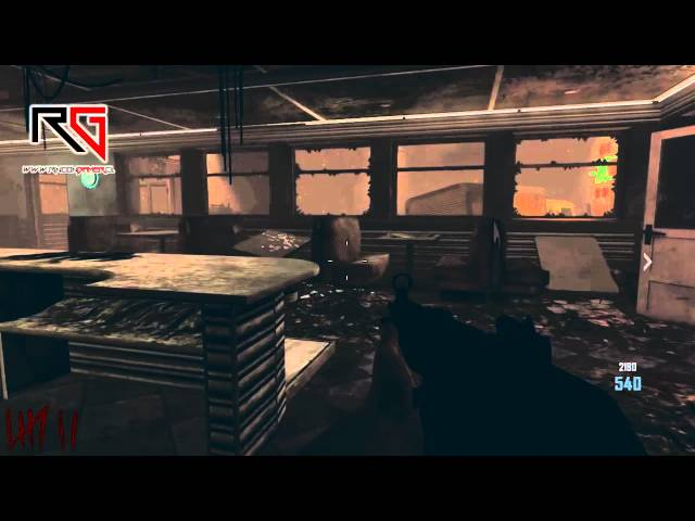 Call of Duty Black Ops II - Zombies Multiplayer 2013 Gameplay  (RinconGamer) Videos De Viajes