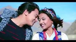 Sunil Giri - Deurali 2 (Sunn ko Chura)   Paul Shah & Kristina Thapa   Official Video