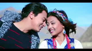 Sunil Giri - Deurali 2 (Sunn ko Chura) | Paul Shah & Kristina Thapa | Official Video