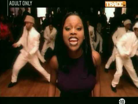Foxy Brown Feat. Jay-Z - Ill Be Good (1996 Brooklyn, NY)