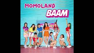 MOMOLAND - BAAM (Faster x3)
