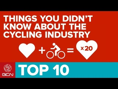 Top 10 Things You Didn't Know About The Bike Industry