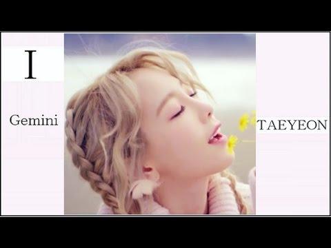 [FULL AUDIO] 151007 [SNSD] TAEYEON / Gemini - The 1st Solo Mini Album 'I'