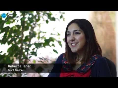 Teacher Stories - Cairo English School, Cairo, Egypt