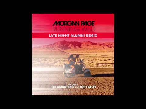 Morgan Page - Running Wild feat. The Oddictions and Britt Daley [Late Night Alumni Remix]