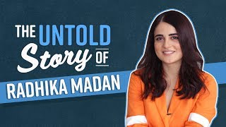 Radhika Madan's SHOCKING Untold Story: I didn't get SOTY2; A director told me I'm not pretty | Ep 04