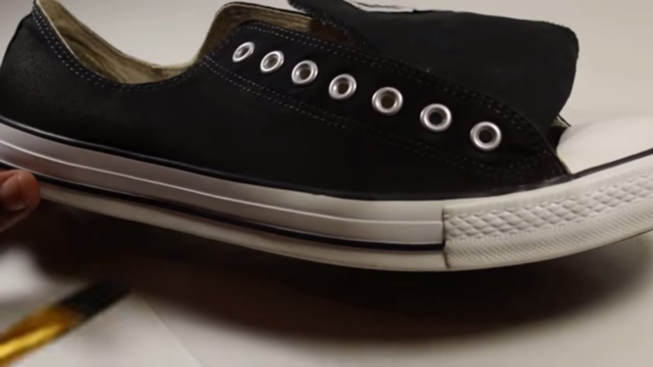 How To Dye Converse Shoes