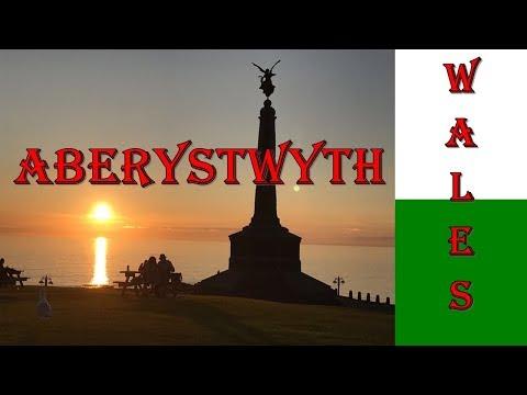 Fim de semana em Aberystwyth - Wales