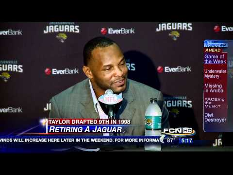 Fred Taylor retirement