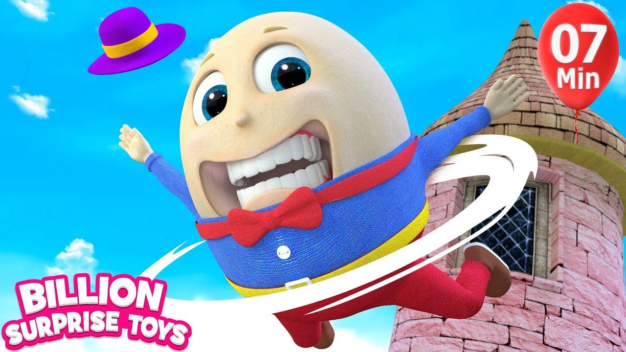 Lagu Humpty Dumpty   Lagu untuk Nyanyikan Bersama untuk Anak   BST Indonesia  