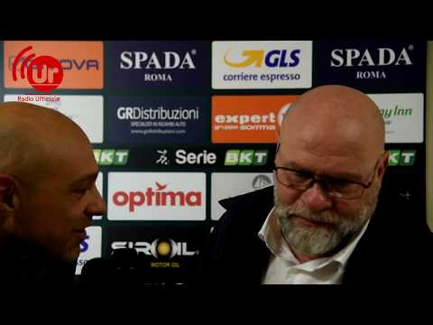 Juve Stabia - Perugia 1-2. Cosmi E Rosi Commentano La Vittoria E La Dedicano A Luciano Gaucci