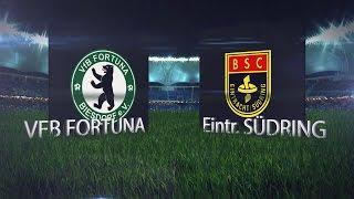 [22.Spieltag der Landesliga] VfB Fortuna Biesdorf vs BSC Eintracht Südring
