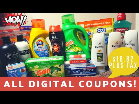 CVS Couponing! Easy ALL DIGITAL COUPONS! Anyone can learn & do this!