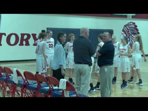 Norwood High School vs. Deer Park Girls Varsity Basketball 2017