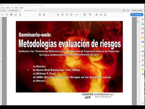 Metodologias Evaluación De Riesgos