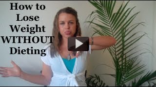 How to Lose Weight WITHOUT Dieting (HGC Diet Drops)