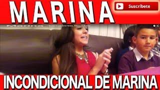 Marina -Navidad en casa de los Herrera , Villancicos y Bulerias. (y el niño de los pistachos jejej)