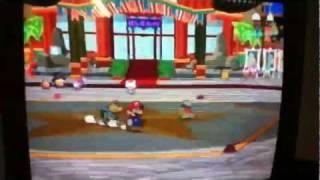 Paper Mario Yoshi Color Secret