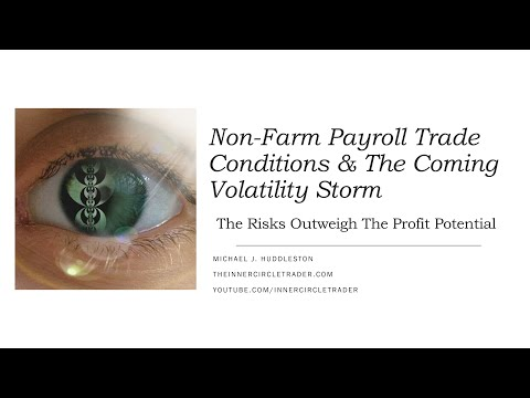 ICT Price Action Lecture: Non-Farm Payroll Trade Conditions & The Coming Volatility Storm