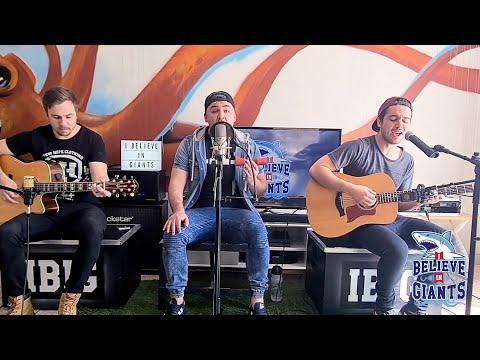 I Believe In Giants - Live Acoustic Set (Global Bandemic 2nd