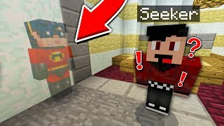 INCREDIBLES 2 HIDE & SEEK IN MINECRAFT! (Pocket Edition)