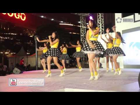 Teenebelle - Tersenyumlah LIVE At Japan Wave Expo 2016