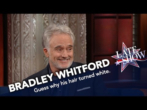 "Bradley Whitford: ""This is an Astonishing Election"""