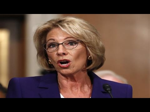 Senate Debates DeVos Confirmation as Education Secretary