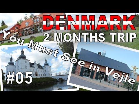 2 měsíce v Dánsku - Okolí Vejle