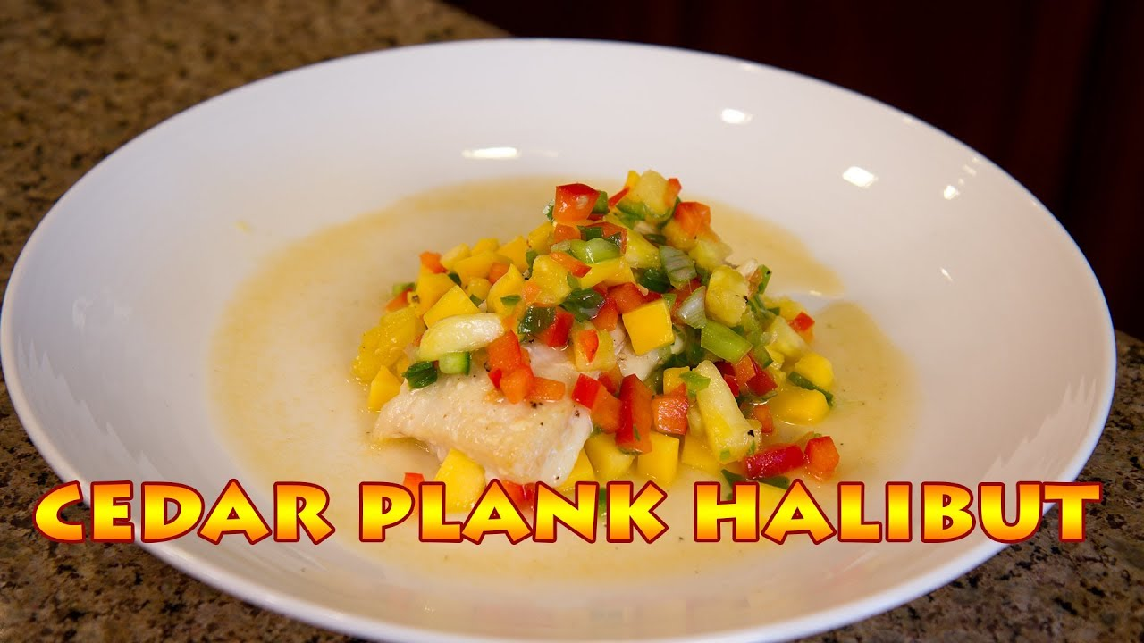 Blue Flame Kitchen Edmonton How To Make Pineapple Wrapped Halibut 2016 11 23