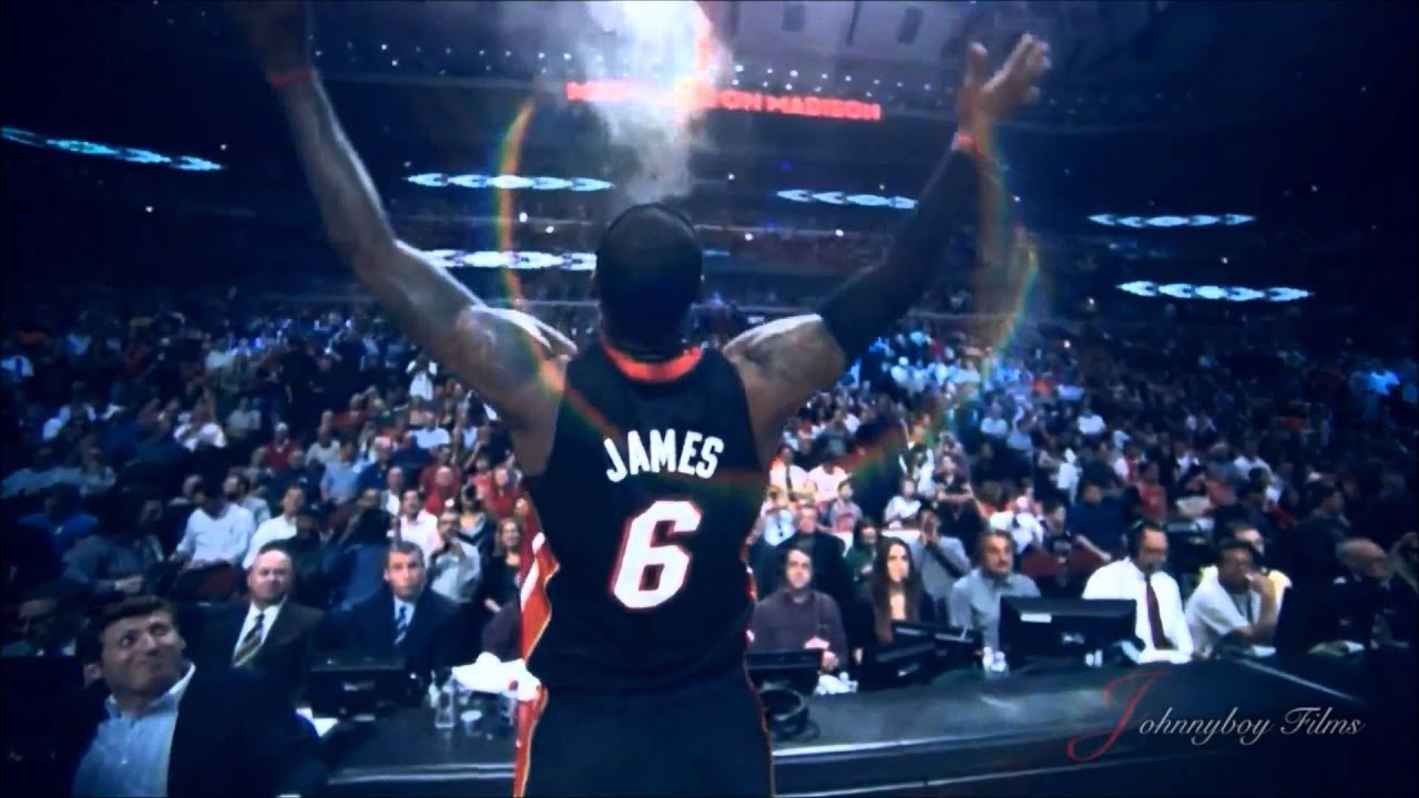Lebron James NBA Playoff finals Man of Steel Promtional ...