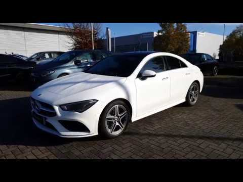 Mercedes-Benz CLA220 AMG Line Coupe Premium Plus - OU19UBC - NOW SOLD