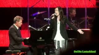 Charice - Power of Love, David Foster Mandalay Bay LV Oct 1 2011