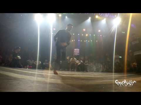 Optimus vs Andre / Culture Shock Vol.6 / 1 on 1 Bboy Semi Final // Freshit Tv