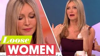Caprice Allows Herself to Cry as She Describes Her Brain Tumour Hell | Loose Women