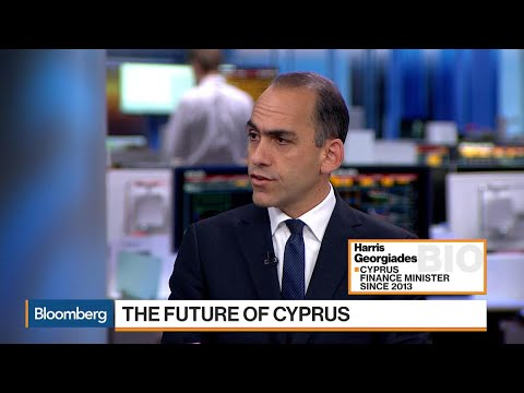 Cyprus' Georgiades Says Growth Real, Strong, Sustainable