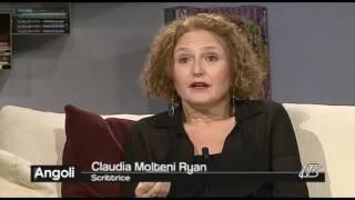 angoli 10 10 2016: Claudia Molteni Ryan presenta il suo ultimo libro