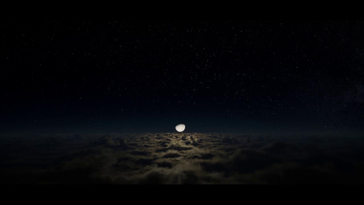 Survival Bias Night Sky (UE4 + TrueSKY)