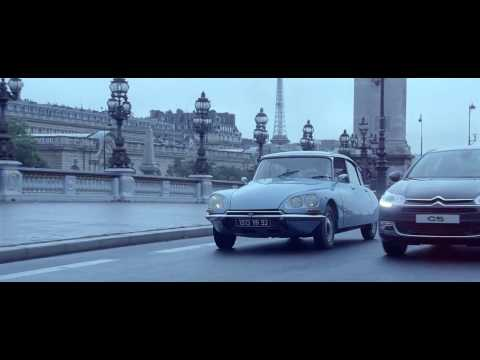 Citroen Timeless innovation commercial (china)