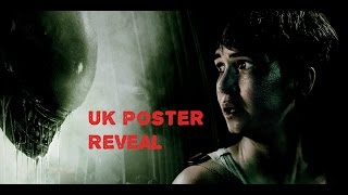 Alien Covenant UK poster Reveal
