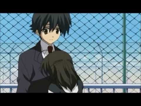 your love is a lie - simple plan [school days]