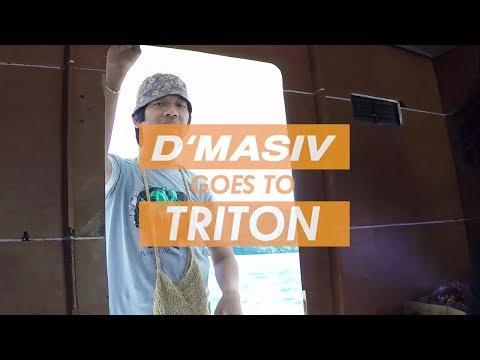 D'MASIV Goes To Triton