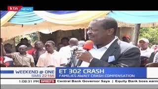 Ethiopian airline plane crash families await compensation