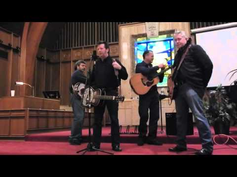 Farm Hands Bluegrass Quartet at First Christian Church 2016